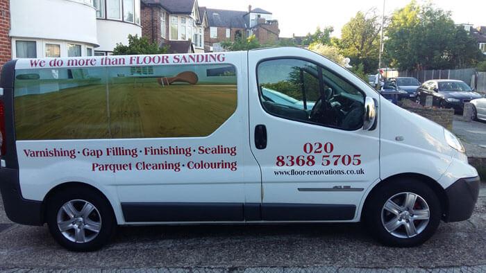 Floor sanding in London, but Floor Renovations, sanding experts