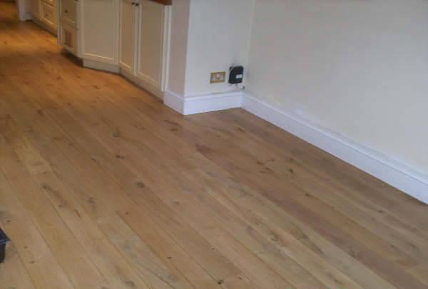 Floor sanding in Sutton, South London, byFloor Renovation