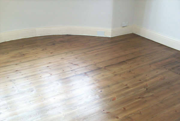 Floor sanding and sealing in Hounslow, London