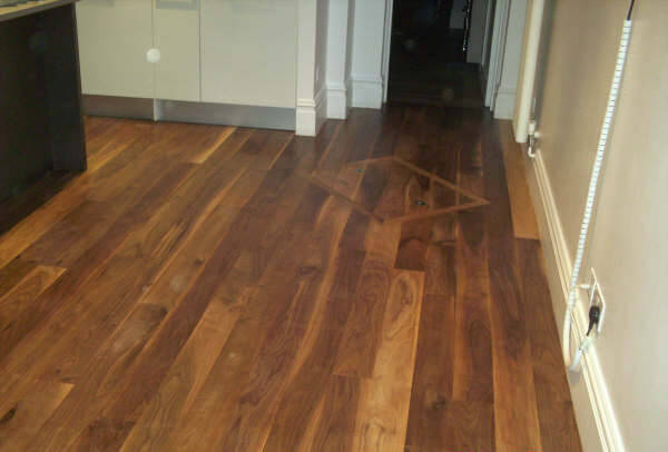 Floor sanding in Camden, London