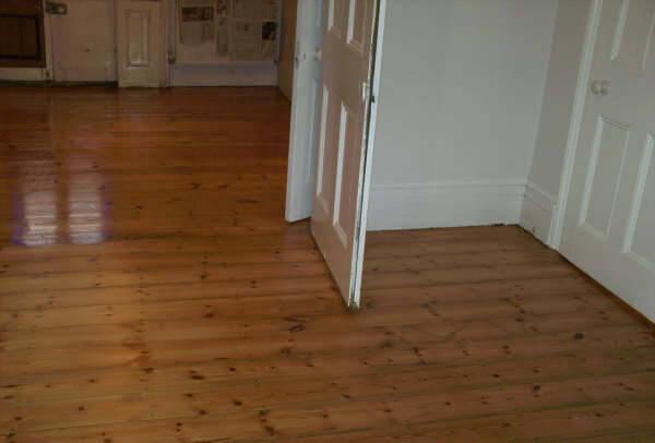 Floor sanding and sealing in Barnet, London