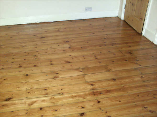 Floor sanding and sealing in Enfield