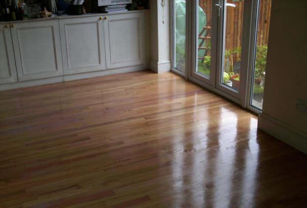 Floor sanding and sealing in London, by Floor renovations