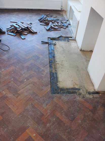 Parquet Flooring From The 1930s History Of Parquet In The Uk